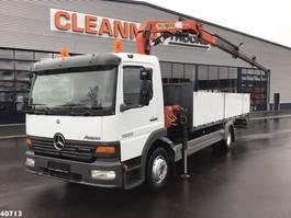 crane truck Mercedes-Benz Atego 1223 Palfinger 9,5 ton/meter laadkraan 2000