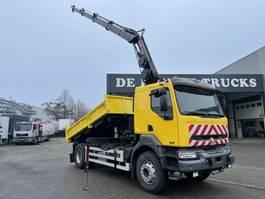 tipper truck > 7.5 t Renault KERAX ONLY 97.000 KM !!! EX COVERMENT TRUCK !!! 2003