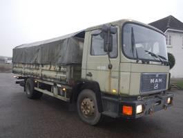 army truck MAN 13.192 1993