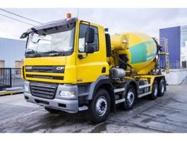 concrete mixer truck DAF CF 85 410 - BETON MIXER 10 M3 2011