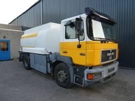 tank truck MAN 19 403 14500 liters 1997