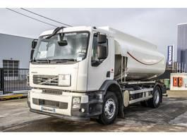 tank truck Volvo FE 300 + TANK 13.000L ( 4COMP/SOURCE+DOME) 2009