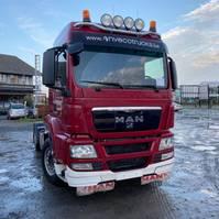 cab over engine MAN TGA, 2 stuks beschikbaar, 2 pieces €16500 2011
