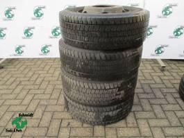 tyres truck part Goodyear 254/70R17,5 TUBELESS BANDEN