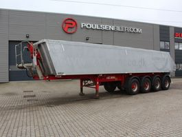 tipper semi trailer Kel-Berg 36m3 tip trailer