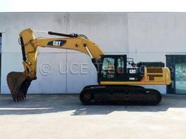 crawler excavator Caterpillar 336D2L 2016