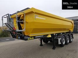 tipper semi trailer Kässbohrer DL / 24 m3 / BPW / NEU!