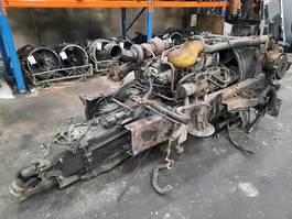 Engine truck part Volvo D7B260