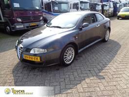 sedan car Alfa Romeo GT + Manual + Turbo defect + motor works! 2004