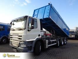 tipper truck > 7.5 t DAF CF 85 360 + Euro 5 + PTO + Kipper low kilometers 2013