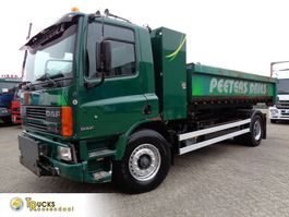 container truck DAF 75 .240 ATI + Manual + NCH System + Euro 1 + Full blad 1995