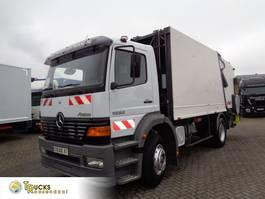 garbage truck Mercedes-Benz Atego 1823 + Manual + Garbage Truck + euro 2 2001