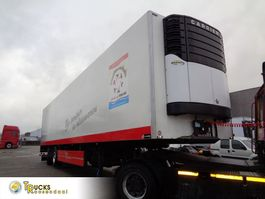 refrigerated semi trailer Jumbo TO 180 SE + Carrier Maxima 1300 2005
