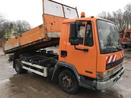 tipper truck > 7.5 t DAF 45 160Ti **EURO 2-BENNE-TIPPER-BELGIAN TRUCK** 1999