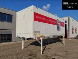 swap body container Krone K 7.3 STGI Wechselkoffer 2013