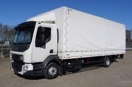 tilt truck Volvo FL 210-12 - 4x2 - EURO 6 - 115.357  KM - LAADBAK 7,20 M + KLEP - PERFECTE STAAT