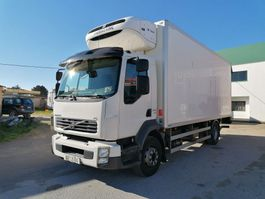 refrigerated truck Volvo FLL 240 2012