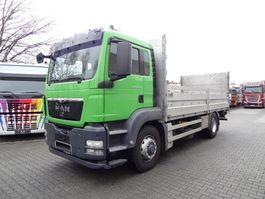 drop side truck MAN TGS 18.360 4X4H 2010