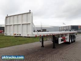 Plattform Auflieger CIMC 40'' Container 3-axle Flatbed Trailer - NEW 2020