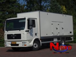 refrigerated truck MAN TGL 12.180 EUTECT - FREEZER - COLDCAR 2008