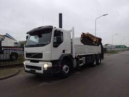 crane truck Volvo FE 320 6X4 / EFFER 305 6S / FLY JIB 4S / LIER / WINCH / KEURING / TUV !! 2008
