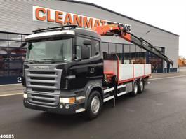crane truck Scania R420 Palfinger 23 ton/meter laadkraan 2006