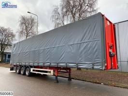 sliding curtain semi trailer Samro Tautliner Mega, Jumbo, Edscha trailer system 2005