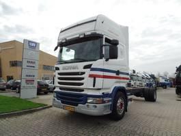 chassis cab truck Scania R TOPLINE 4X2  Retarder 2012
