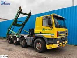concrete mixer truck Ginaf M 4243 TS EURO 2, 8x4 1998