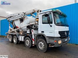 concrete mixer truck Mercedes-Benz Actros 3241 8x4, Cifa Pumi, 20 mtr 2006