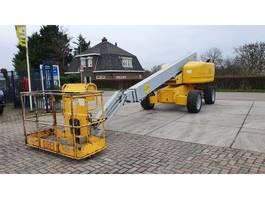 telescopic boom lift wheeled Genie S-65 2006
