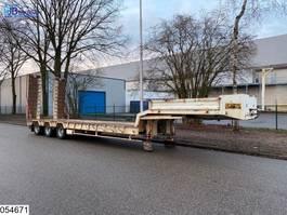 Tieflader Auflieger ACTM Lowbed 45000 kg, B 2,54 + 2x 0.25 mtr 2002