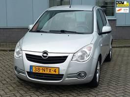 hatchback car Opel Agila 1.2 Edition airco nap 5 drs 2010