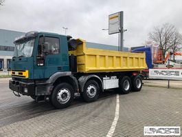 tipper truck > 7.5 t Iveco MP340E42 Full steel - Manual - Mech pump 1999