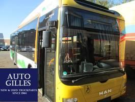 city bus MAN Lions City A37 Hybrid 2011