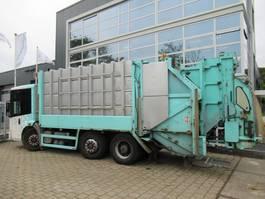 garbage truck Mercedes-Benz Econic 2628 2628ll/6x2/4vla Geesink GPM II 2000