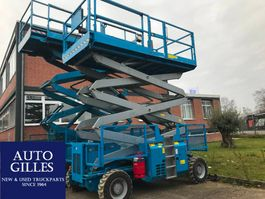scissor lift wheeld Genie GS-3384 Scherenbühne 2010