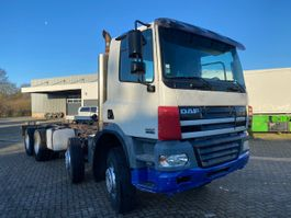 other trucks DAF CF 85 380 / 8x4 / Manual / Euro 3 / Retarder 2001