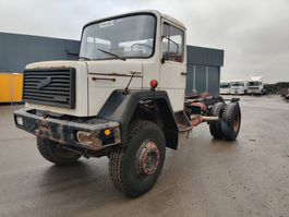chassis cab truck Magirus 170 D 17 *** 4X4 *** 1983