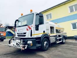 tank truck Iveco 150E28 Eur6 wassertank sprayer 7m3 als NEU / watertank as NEW 2014