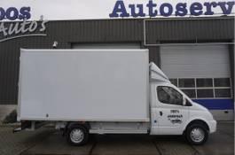 chassis lcv SAIC EV80 LWB Citybox Bakwagen / Volledig Elektrisch / €39.500,- na aftrek van 10%... 2021