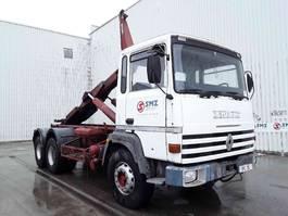 container truck Renault R 310 6x4 top 1e main francais 1984