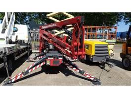 Gelenk-Arbeitsbühne auf Raupen Hinowa Lightlift 17.75 III S 2014