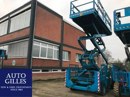 scissor lift wheeld Genie GS-3384 Scherenbühne 2002