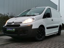 closed lcv Citroën JUMPY 1.6 2014