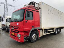refrigerated truck Mercedes-Benz ACTROS 2541 FRONT STEEL SUSPENSION  3 PEDAL !!!!!! 2003