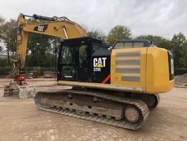 crawler excavator Caterpillar CAT 329 EL Top condtion Company machine 2012