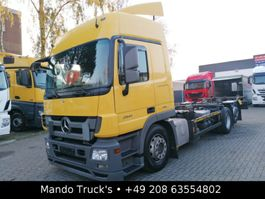 chassis cab truck Mercedes-Benz Actros MP3 2541 6x2 BDF, Euro5 2011