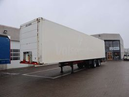 sliding curtain semi trailer Kel-Berg 34 pl. 2011