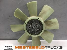 Cooling system truck part Scania Visco vin